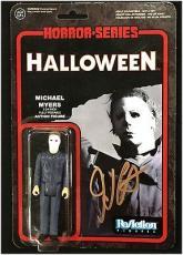 John Carpenter Hand Signed Autographed Halloween figure New PSA/DNA Z78053