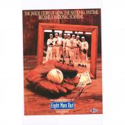 """John Cusack Eight Men Out Autographed 12"""" x 18"""" Movie Poster - JSA"""