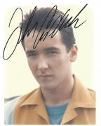 """JOHN CUSACK - Movies Include """"1408"""" , """"BEING JOHN MALKOVICH"""", and """"2012"""" Signed 8x10 Color Photo"""