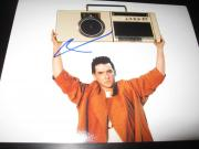 JOHN CUSACK SIGNED AUTOGRAPH 8x10 PHOTO SAY ANYTHING PROMO IN PERSON COA AUTO K