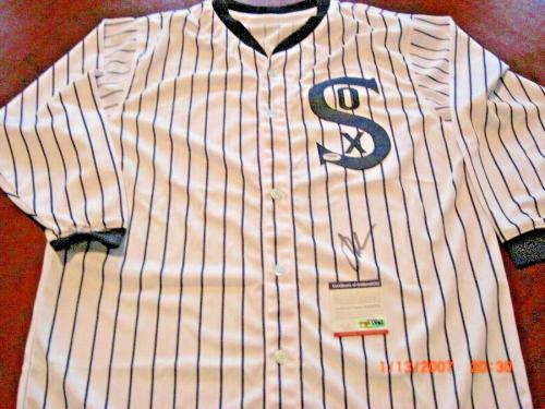 John Cusack Famous Actor Eight Men Out,say Anything Psa/dna Signed Jersey