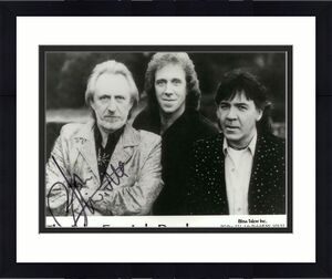 John Entwistle Signed Autograph 8x10 Photo - The Who Are You Thunderfingers Rare