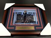 JOHN F KENNEDY UNITED STATES PRESIDENT Inaugural Address FRAMED 8x10 PHOTO