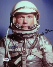 John Glenn Astronaut Signed 8X10 Photo Autographed PSA/DNA #W79556