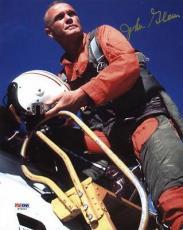 John Glenn Astronaut Signed 8X10 Photo Autographed PSA/DNA #W79557