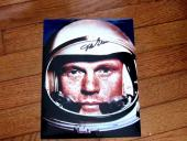 John Glenn Nasa Astronaut Mercury 6 Senator Signed Auto 8x10 Photo Jsa Coa