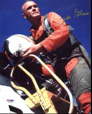 John Glenn NASA Astronaut Signed 8X10 Photo PSA/DNA #W79558