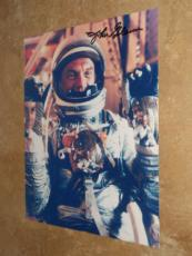 JOHN GLENN NASA SPACE ASTONAUT SIGNED IN-PERSON AUTOGRAPHED 8X10 PHOTO COA b