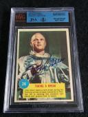 John Glenn Signed 1963 Astronauts Card Autograph Jsa/bvs Bgs
