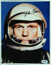 John Glenn Signed 8x10 Photo (PSA/DNA)