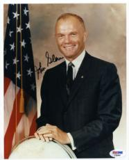 John Glenn Signed Autographed 8x10 Photo PSA DNA #C32491 NASA