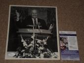 John Glenn Signed Autographed Vintage 8x10 Photo Astronaut Jsa Certified