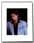 JOHN GLOVER Signed SCRUFFY Autographed Photo UACC RD    AFTAL