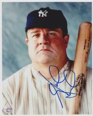 John Goodman Autographed BABE RUTH 8x10 Photo