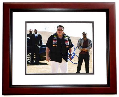 John Goodman Signed - Autographed The Hangover III 8x10 inch Photo MAHOGANY CUSTOM FRAME - Guaranteed to pass PSA or JSA - Roseanne Actor