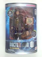 JOHN HURT Doctor Who Autographed Signed Action Figure Certified PSA/DNA AFTAL
