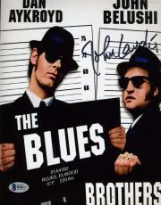John Landis Blues Brothers Bas Beckett Coa Hand Signed 8x10 Photo Autograph