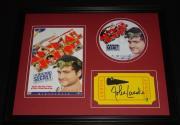 John Landis Signed Framed 11x14 Photo & DVD Display Animal House