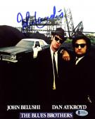 John Landis The Blues Brothers Signed 8x10 Photo BAS #D78066