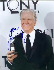 John Larroquette autographed 8x10 photo (Actor Night Court Blind Date) #NG1 water mark damage