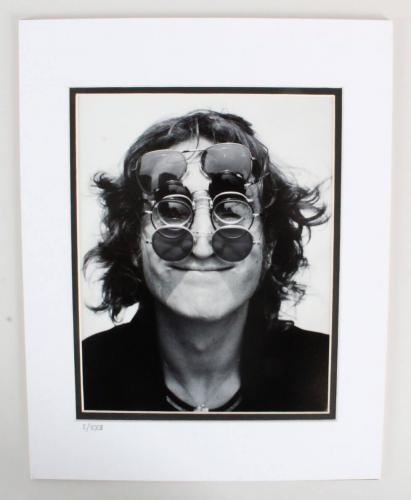 John Lennon Original Photo 1/25