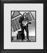 "John Lennon The Beatles Framed 8"" x 10"" Performing Photograph"