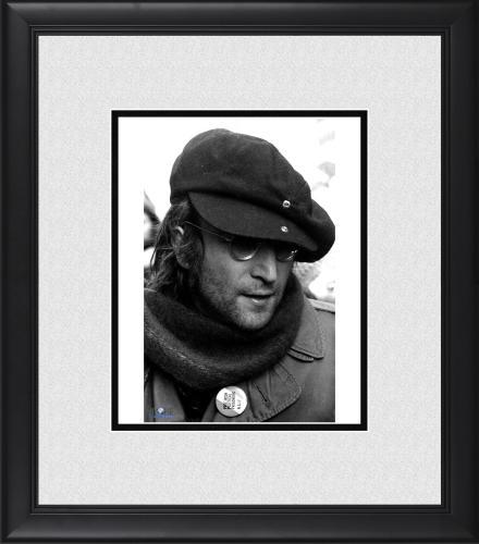 """John Lennon The Beatles Framed 8"""" x 10"""" Photograph"""