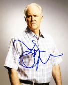 John Lithgow Signed 8x10 Photo Authentic Autograph Dexter Trinity Killer Coa