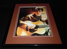 John Mayer 2003 Framed 11x14 Photo Display