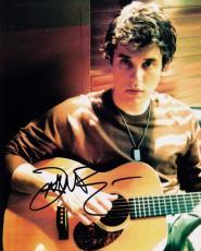 John Mayer Autographed Singer Musician 8x10 Photo