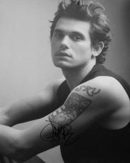 John Mayer Signed - Autographed Singer - Songwriter - Guitarist 11x14 inch Photo - Guaranteed to pass PSA or JSA