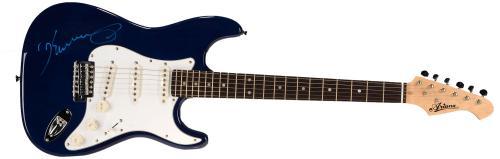 John Mellencamp Autographed Electric Guitar - PSA/DNA LOA