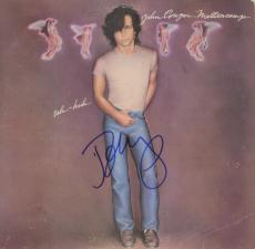 John Mellencamp Autographed UH-HUH Album Cover - PSA/DNA COA