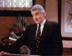 John O'Hurley Signed 8x10 Photo w/coa Seinfeld