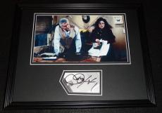 John O'Hurley Signed Framed 11x14 Photo Display Seinfeld J Peterman B