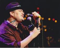 John Popper Signed Autographed 8x10 Photo Blues Traveler Lead Singer COA A