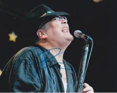 John Popper Signed Autographed 8x10 Photo Blues Traveler Lead Singer COA B