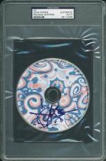 John Popper Signed Blues Traveler Cd Autographed PSA/DNA Slabbed