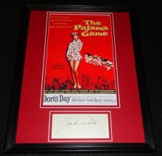 John Raitt The Pajama Game Signed Framed 11x14 Photo Poster Display