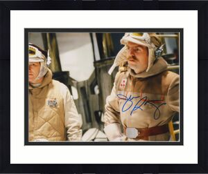John Ratzenberger Autographed 8x10 Color Photo (star Wars) - Jsa Coa!