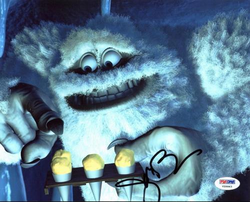 John Ratzenberger Monsters Inc. Signed 8X10 Photo PSA/DNA #V20063