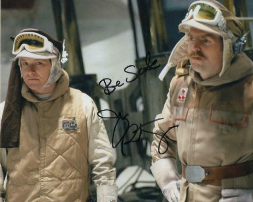 John Ratzenberger Signed Autograph 8x10 Photo - Star Wars, Cars, Toy Story, Rare
