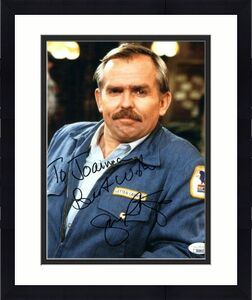 John Ratzenberger Signed Autographed 8X10 Photo Cheers Cliff Claven JSA GG68922
