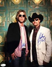 John Rich Big Kenny (Big & Rich) Signed 11x14 Photo JSA Q62842