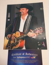 JOHN RICH signed 8x10 Photo Country Music Big & Rich Lonestar Muzikmafia