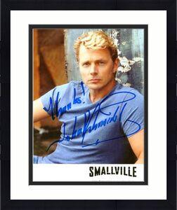 "John Schneider Jonathan Kent ""smallville"" Signed Autographed 8x10 Photo W/ Coa"