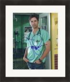 John Stamos autographed 8x10 photo (ER) #NG1 Matted & Framed