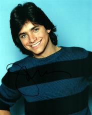 John Stamos Full House Signed Photo UACC RD AFTAL RACC TS