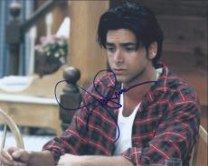 John Stamos Signed Autographed 8x10 Photo Uncle Jessie Full House Beach Boys B