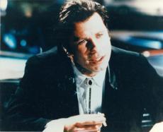 John Travolta 8x10 Photo (Pulp Fiction) Image #1